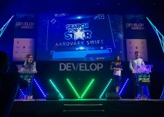 Search For A Star @ Develop Awards 2018