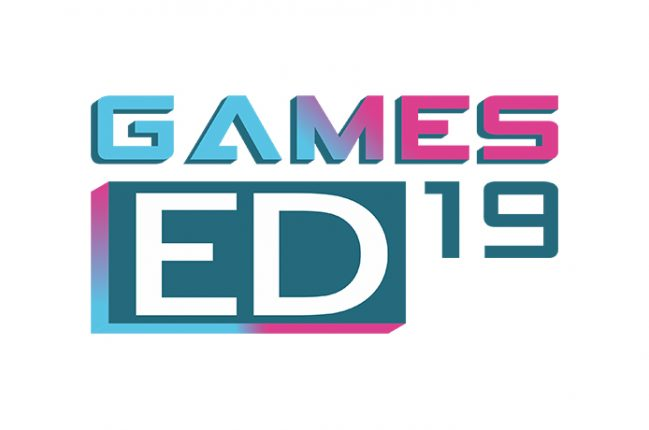 GamesEd19 logo