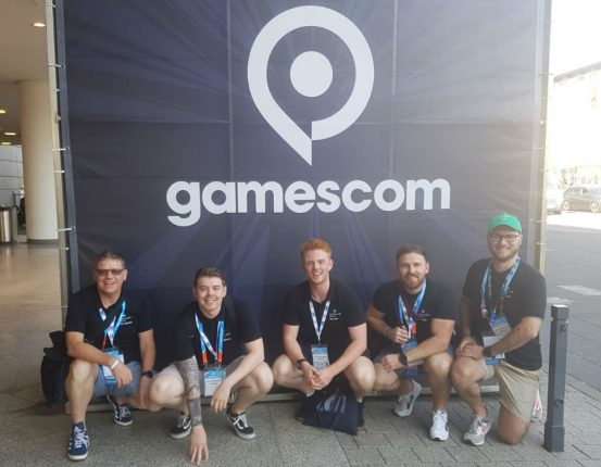 gamescomeveryoneoutside