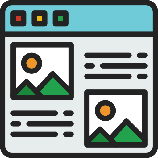 online article icon
